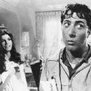 Katharine & Dustin Hoffman in The Graduate