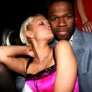 50 Cent and Paris Hilton