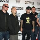 Fred Durst of Limp Bizkit attends the Kerrang Awards 2009 held at the Brewery on August 3, 2009 in London, England - 454 x 307