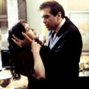 Chazz Palminteri and Isabelle Adjani