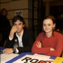 Alexis Bledel and Milo Ventimiglia