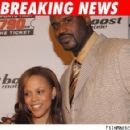 Shaquille O'Neal and Shaunie Nelson