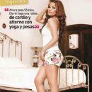 Aleida Núñez- TVyNovelas Mexico Magazine August 2013 - 454 x 636