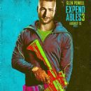Glen Powell as Thorn in he Expendables 3