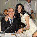 L'Wren Scott and Daphne Guinness host an intimate dinner at Romera, New York, America - 15 Sep 2011 - 454 x 363
