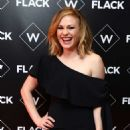 Anna Paquin – 'Flack' Premiere in London - 454 x 678