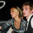 James Neate and Paris Hilton