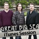 Great Big Sea - iTunes Session