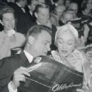 Michael Todd and Marlene Dietrich