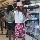Phoebe Price – Shopping at Sephora in Beverly Hills - 454 x 681
