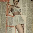 Cyd Charisse - Tua Magazine Pictorial [Italy] (12 February 1948) - 454 x 857
