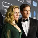 Anna Paquin and Stephen Moyer At The 24th Annual Critics' Choice Awards (2019) - 454 x 331