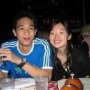 Chris Tiu and Clarisse Ong