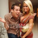 Steve-O and Brittany Mcgraw - 395 x 594