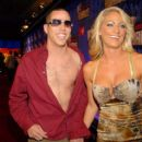 Steve-O and Brittany Mcgraw - 412 x 594