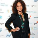 Alicia Keys: Social Innovation Summit in New York City