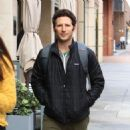 Mark Feuerstein does some shopping in Beverly Hills, California on December 8, 2016 - 454 x 472