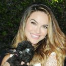 Chrishell Stause at Daytime for Dogs in Los Angeles - 454 x 601