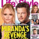 Miranda Lambert and Blake Shelton - Life & Style Magazine Cover [United States] (20 February 2017)