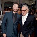 Chris Evans- April 12, 2016- Premiere of Marvel's 'Captain America: Civil War' - Red Carpet