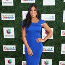 Francisca Lachapel- 2018 Univision Upfront - 407 x 600