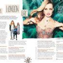 Georgia May Jagger Company Uk Magazine April 2014
