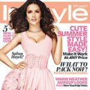 Salma Hayek: July 2012 issue of InStyle magazine