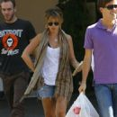 Haylie Duff Out And About In Malibu 2007-10-06