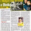 Barbara Brylska - Nostalgia Magazine Pictorial [Poland] (December 2016) - 454 x 616