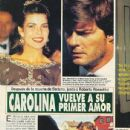 Princess Caroline of Monaco and Roberto Rossellini jr - 435 x 590