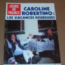 Princess Caroline of Monaco and Roberto Rossellini jr - 352 x 400