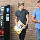 Niall Horan @ Recording Studio London (August 22)