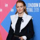 Emily Beecham – 'Little Joe' Premiere – 2019 BFI London Film Festival - 454 x 663