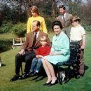 Prince Philip and Queen Elizabeth II - 454 x 338