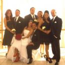 Traci Brooks and Frank Gerdelman's wedding