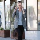 Charlize Theron out and about in Beverly Hills