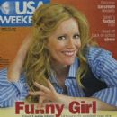 Leslie Mann - USA Weekend Magazine Cover [United States] (August 2009)