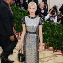 Michelle Williams – 2018 MET Costume Institute Gala in NYC - 454 x 683
