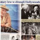 Spencer Tracy - Zycie na goraco Magazine Pictorial [Poland] (17 April 2009) - 454 x 598