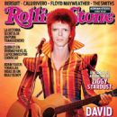 David Bowie - Rolling Stone Magazine Cover [Argentina] Magazine Cover [Argentina] (3 July 2012)