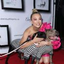 Kaley Cuoco – 8th Annual Stand Up For Pits in Los Angeles