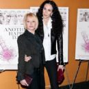 Ellen Barkin and L'Wren Scott attend a screening of
