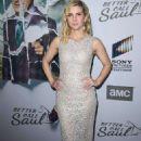 Rhea Seehorn – 'Better Call Saul' Season 5 Premiere in Hollywood - 454 x 650
