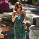Jenna Dewan – Out at Griffith Park in Los Feliz