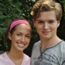 Maiara Walsh and Patrick Johnson