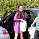 Kyle Richards Out Grocery Shopping March 19, 2011