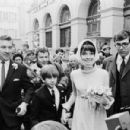 Andrea Dotti and Audrey Hepburn - 454 x 301