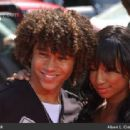 Corbin Bleu and Monique Coleman - 454 x 312