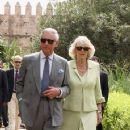 Camilla Parker Bowles and Prince Charles