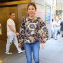 Vanessa Lachey – Leaving The NBC Studios in New York City - 454 x 681